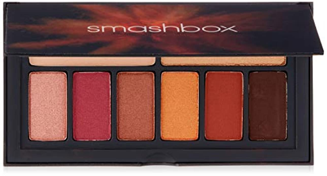 検証雄弁な動詞Smashbox Cover Shot Eye Shadow Palette - Ablaze 0.27oz
