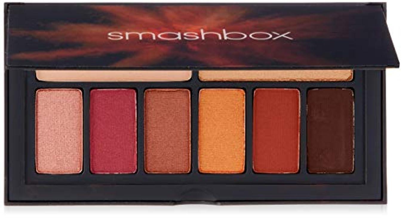 ミュージカルアジア人絶壁Smashbox Cover Shot Eye Shadow Palette - Ablaze 0.27oz