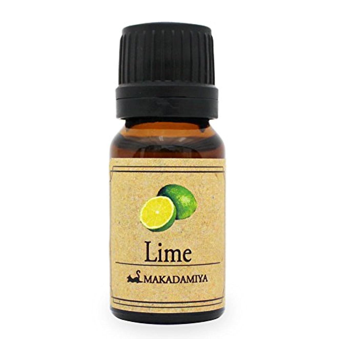 サーバ準備する常識ライム10ml 天然100%植物性 エッセンシャルオイル(精油) アロマオイル アロママッサージ aroma Lime