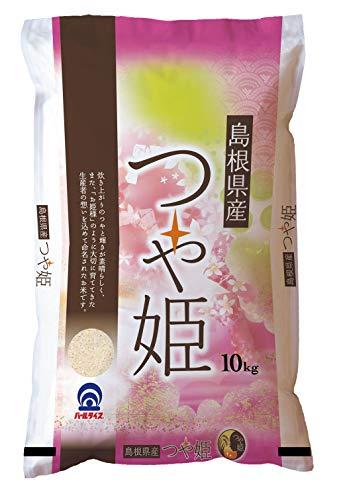 【精米】 島根県産 白米 つや姫 10�s 令和元年産