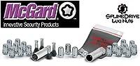 McGard マックガード スプラインドライブインストレーションキット クローム M12X1.5 20穴用【並行輸入】