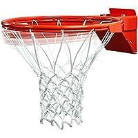 Katop Youth Basketball Flexリム交換用Heavy Duty Breakaway Spring Basketball Rim Goalアウトドア、インドア
