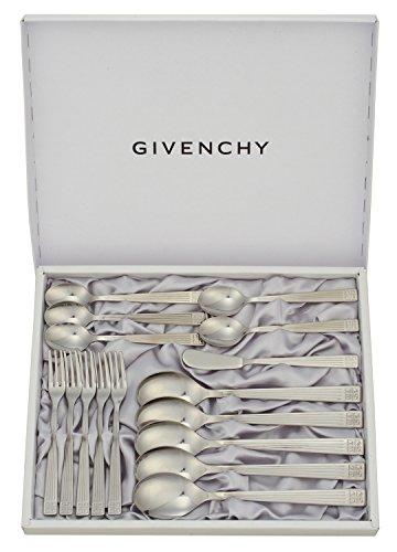GIVENCHY デザート カトラリー 16ピース セット G...