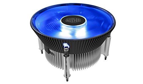 Cooler Master I70C CPUクーラー [Blue LED搭載] FN1159 RR-I70C-20PK-R1
