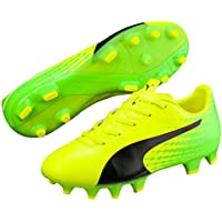 PUMA Boys Evospeed 17.4 Fg Jr Sy