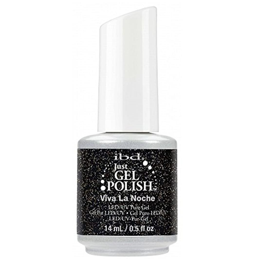 盆湿ったホバートibd Just Gel Nail Polish - Viva La Noche - 14ml / 0.5oz