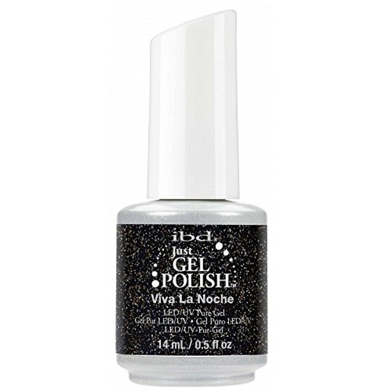 保守可能本会議操るibd Just Gel Nail Polish - Viva La Noche - 14ml / 0.5oz