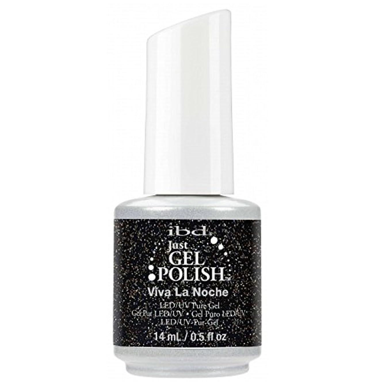 リンススクワイア下るibd Just Gel Nail Polish - Viva La Noche - 14ml / 0.5oz