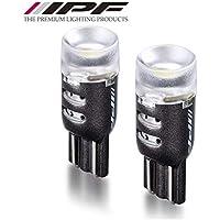 【Amazon.co.jp 限定】M's Basic by IPF ポジションランプ LED T10 バルブ 6500K 130ルーメン 後方照射全反射レンズ AMZ-PL001 ハイエース プリウス など