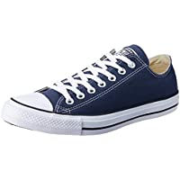 Converse Womens Unisex-Adult Chuck Taylor All Star Canvas Low Top