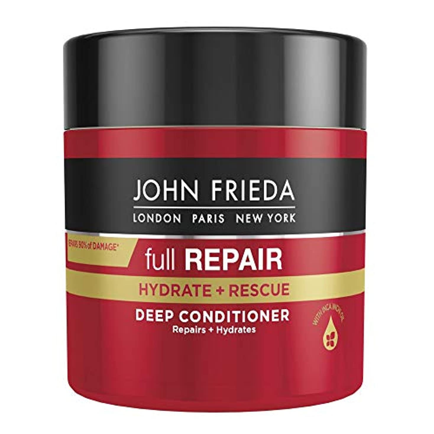 省床を掃除する破壊的なJohn Frieda? Full Repair(TM) Deep Conditioner 150ml
