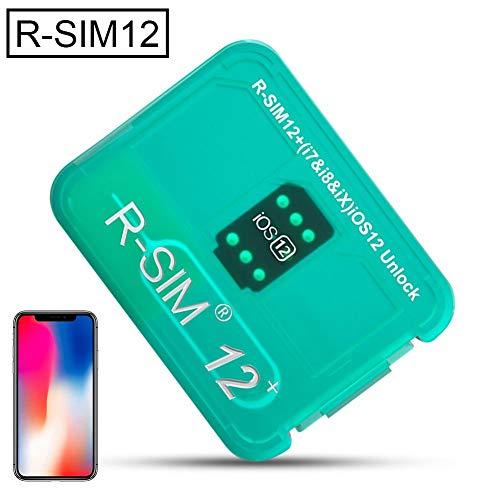 Ragem RSIM 12 R-SIMロック解除アダプタ iPhone X/8/7/6/6s/5/4G iOS 12 X Xr Xs Xsmax対応 SIM関連アクセサリ