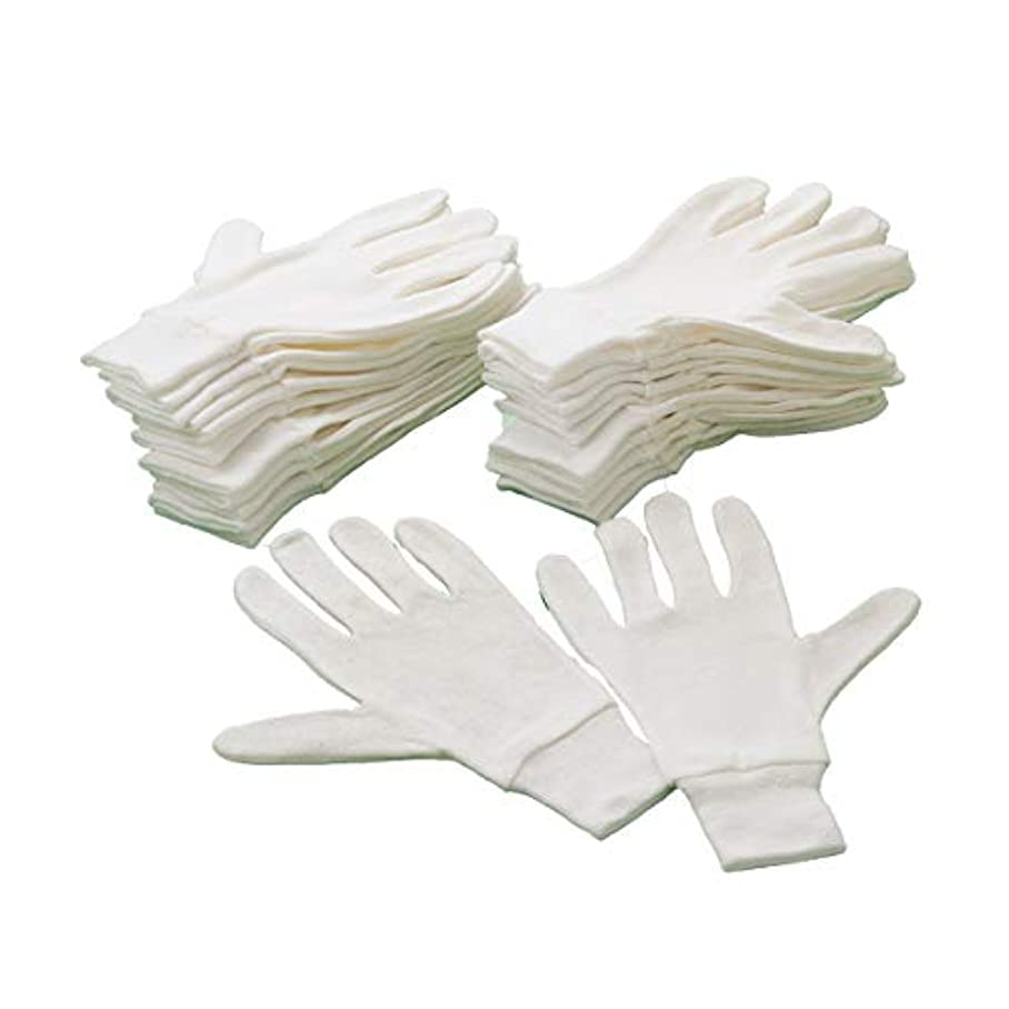 減らすビクター地下鉄手袋 コットン手袋 12枚入り