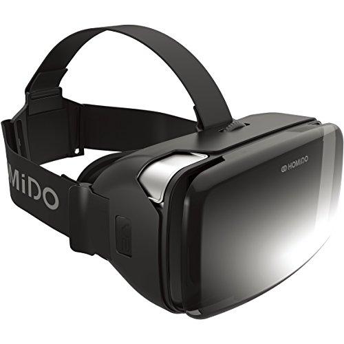 Homido Virtual reality バーチャルリアリティヘッドセット [並行輸入品]