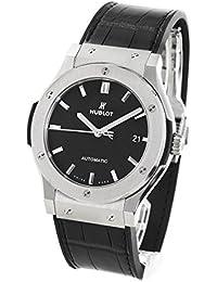 ウブロ クラシック フュージョン チタニウム アリゲーターレザー 腕時計 メンズ HUBLOT 511.NX.1171.LR[並行輸入品]