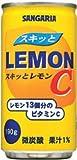 スキッとレモンC 190g ×30本