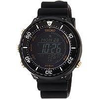[プロスペックス]PROSPEX 腕時計 PROSPEX LOWERCASEプロデュース フィールドマスター ソーラー デジタル SBEP005 メンズ