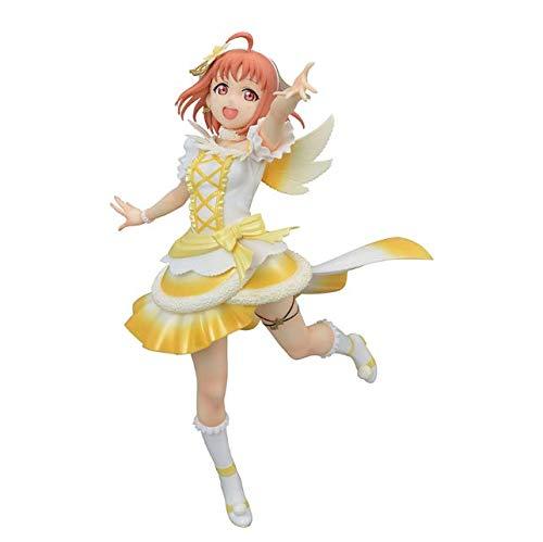 セガ ラブライブ!サンシャイン!! The School Idol Movie Over the Rainbow スーパープレミアムフィギュア SPM 高海千歌