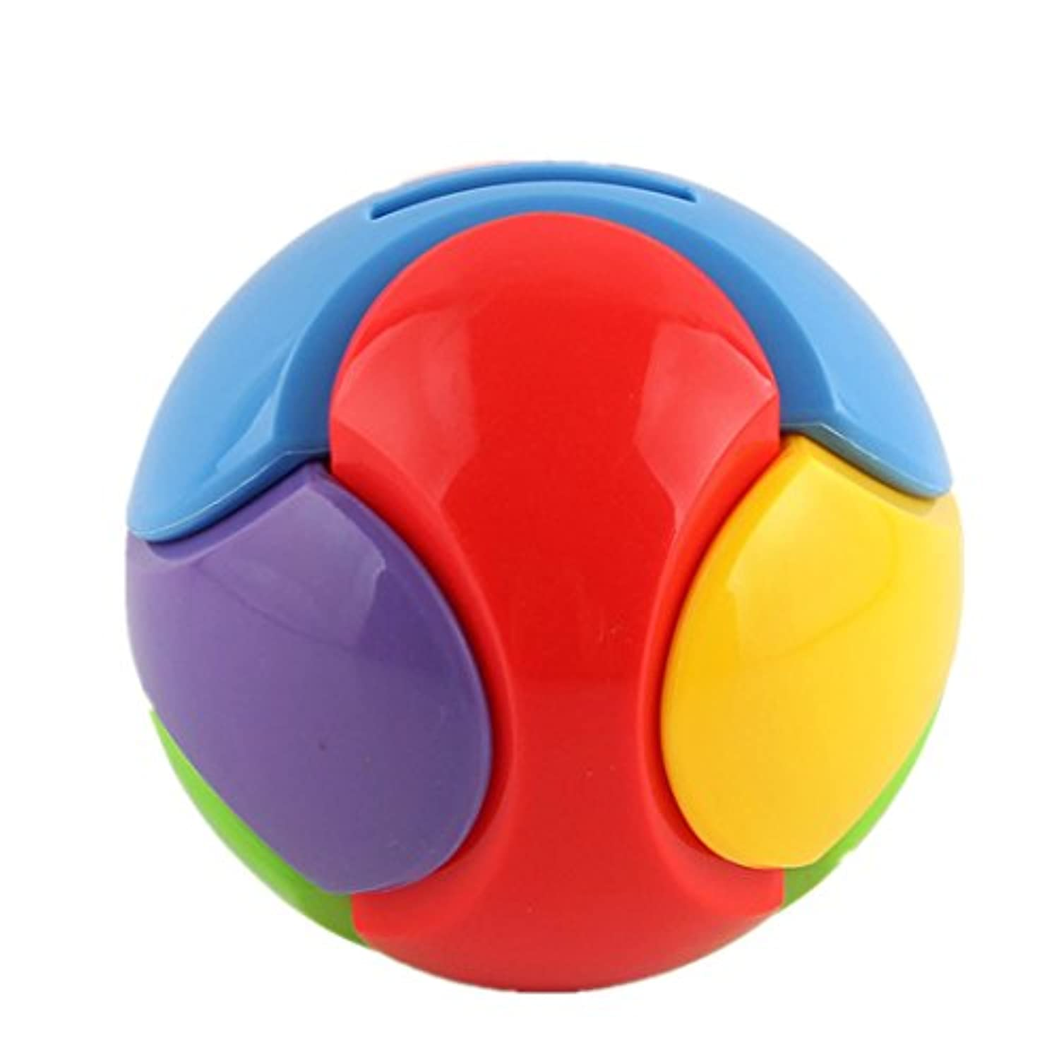 Baby Puzzles Toy Williant Early Development Toys Ball Puzzle Ball Toy Assembled Piggy Bank