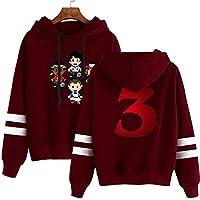 Flyself Stranger Things Hoodie Girls, Women Season 3 3D Printed Hoodie Sweatshirt Jumper Title TV Series Netflix Inspired for Teen Boys Kids
