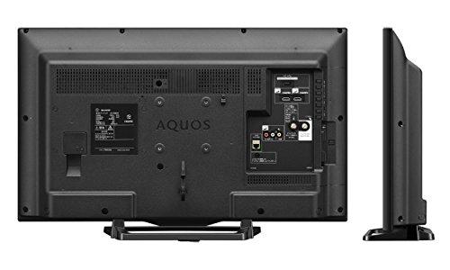 シャープ 32V型 ハイビジョン 液晶 テレビ 直下型LEDバックライト 外付HDD対応 AQUOS LC-32E40 (2017年モデル)