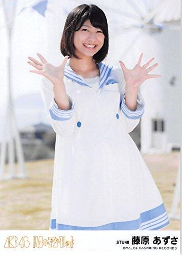 【藤原あずさ】 公式生写真 AKB48 11月のアンクレット...