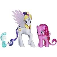 My Little Pony マイリトルポニー プリンセス?セラスティア & ピンキーパイ  Crystal Empire