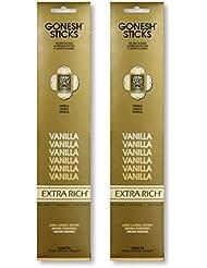 GONESH VANILLA バニラ  20本入り X 2パック (40本)