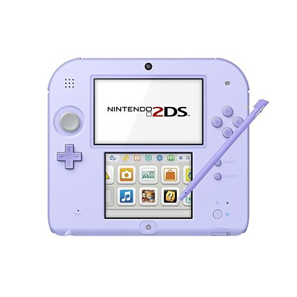 ニンテンドー2DS ラベンダーの商品画像
