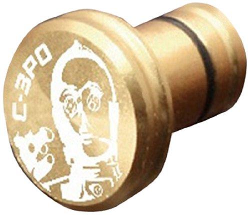 スター・ウォーズ アルミイヤホンジャックカバー C-3PO シャンパンゴールド