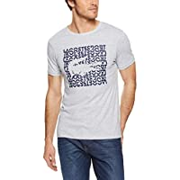 Lacoste Men's Square Logo T-Shirt