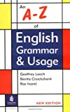 An A-Z of English Grammar & Usage (Teacher References)