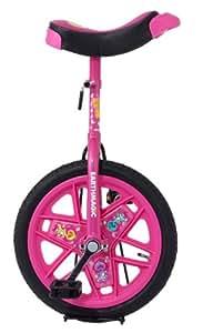 BRIDGESTONE(ブリヂストン) BRIDGESTONE×EARTHMAGICコラボモデル 一輪車 16サイズ SCEM16 ピンク