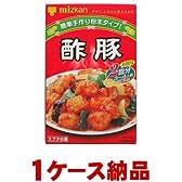 【ご注意!1ケース納品です】 ミツカン中華の素酢豚90g×60個入(1ケース)