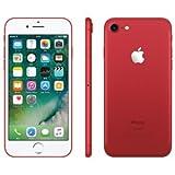 【SIMロック解除済】 Apple iPhone7 128GB プロダクトレッド au