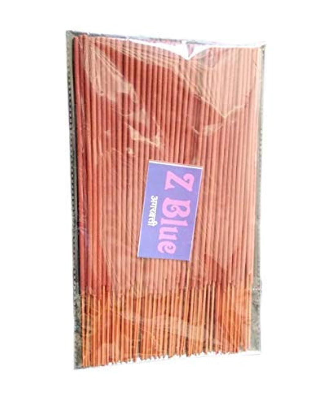 不当傷つきやすいハシーDarshan Z Blue Incense Sticks/Agarbatti (200 GM Pack)