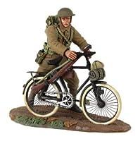 w Britain 230851916-17British Infantry Pushing自転車no 1