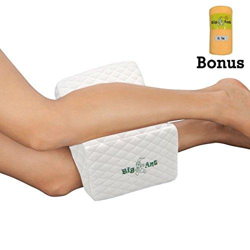 足枕 足まくら、背および膝のお痛みに対策、メモリフォームを採用し カバー洗濯可能Big Ant(ビッグアント)