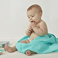 3 x Organic Cotton - Baby Swaddle Blankets - By Willow Beans - by Willow Beans