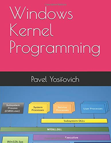 Download Windows Kernel Programming 1977593372