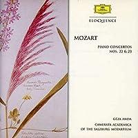Piano Concertos No.S 22 & 23