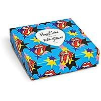 Happy Socks Men's Kids Rolling Stones Sock Box Set, Multicoloured, 12-24 MONTHS