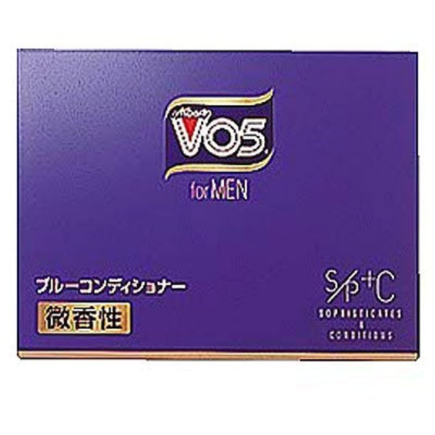 非常に偽装する市長VO5 forMEN ブルーコンディショナー 微香性 85g