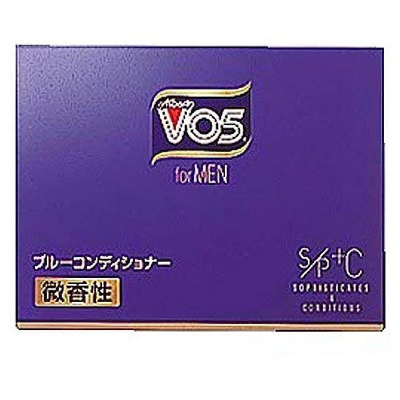 注釈解釈的練るVO5 forMEN ブルーコンディショナー 微香性 85g