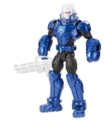 DC トータルヒーローズ 6インチフィギュア ミスター フリーズ / TOTAL HEROES Mr.FREEZE
