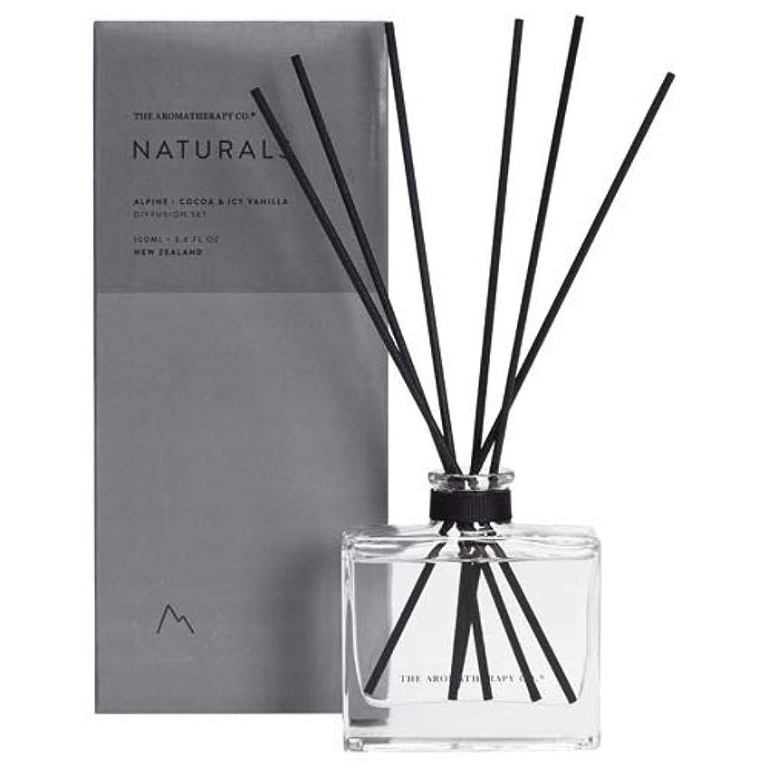 来てペット広範囲アロマセラピーカンパニー(Aromatherapy Company) new NATURALS ナチュラルズ Diffusion Stick ディフュージョンスティック Alpine アルパイン(山) Cocoa & Icy...