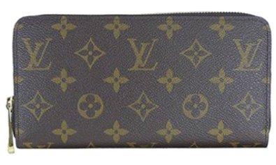 Louis Vuitton(ルイ・ヴィトン)【新品】 M60017 ジッピーウォレット ラウンドファスナー長財布 【モノグラム】 【並行輸入品】