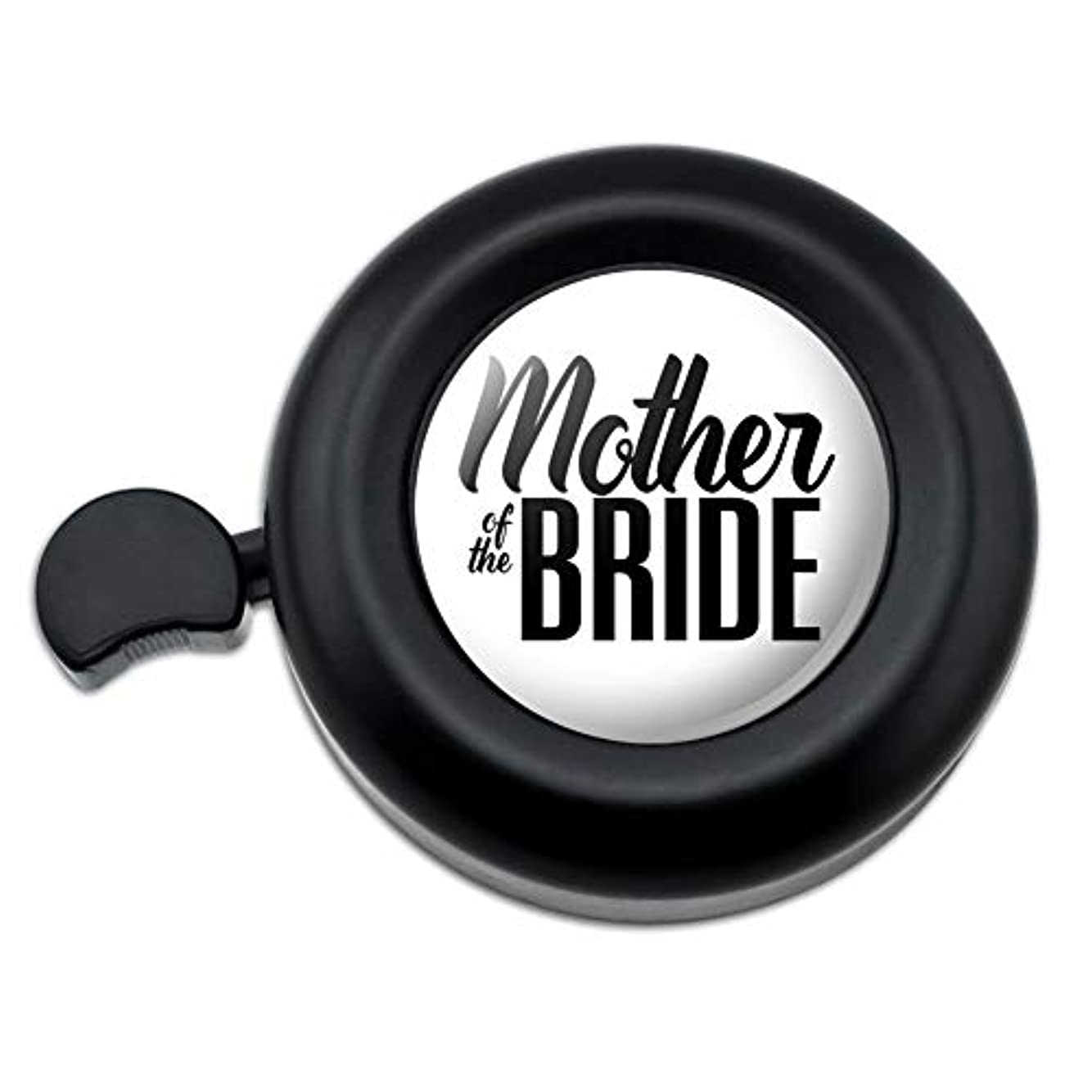 アニメーション防衛然とした花嫁のウェディングの母自転車ハンドルバー自転車ベル