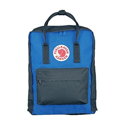 (フェールラーベン) FJALL RAVEN カンケンバッグ 16l カンケン カンケンリュック マザーズバッグ リュック FJALLRAVEN KANKEN BAG 16L 16L (GRAPHITE/UN.BLUE) [並行輸入品]