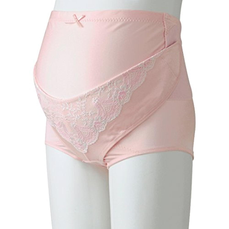 西松屋 調節ベルト付きマタニティガードル(ピンク) 【M】